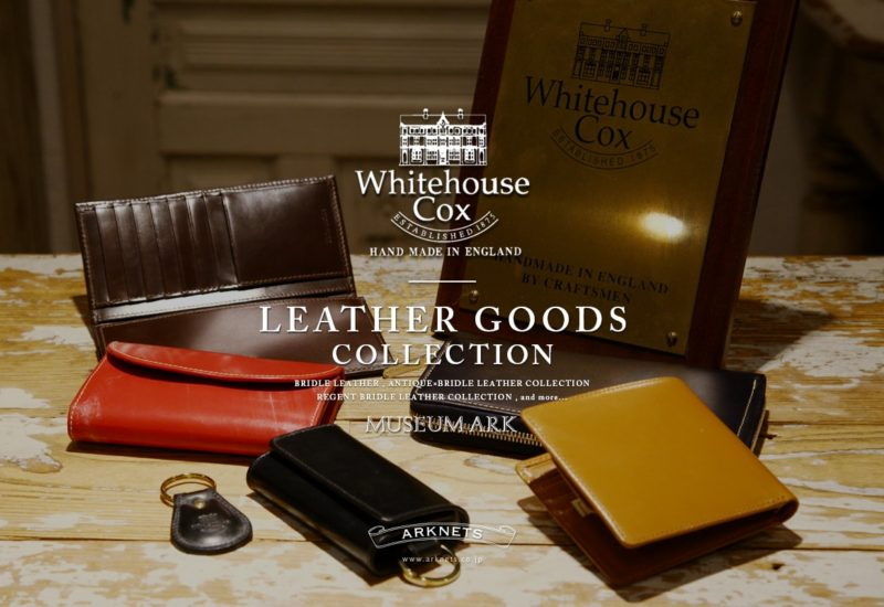 18ss Whitehouse Cox collection