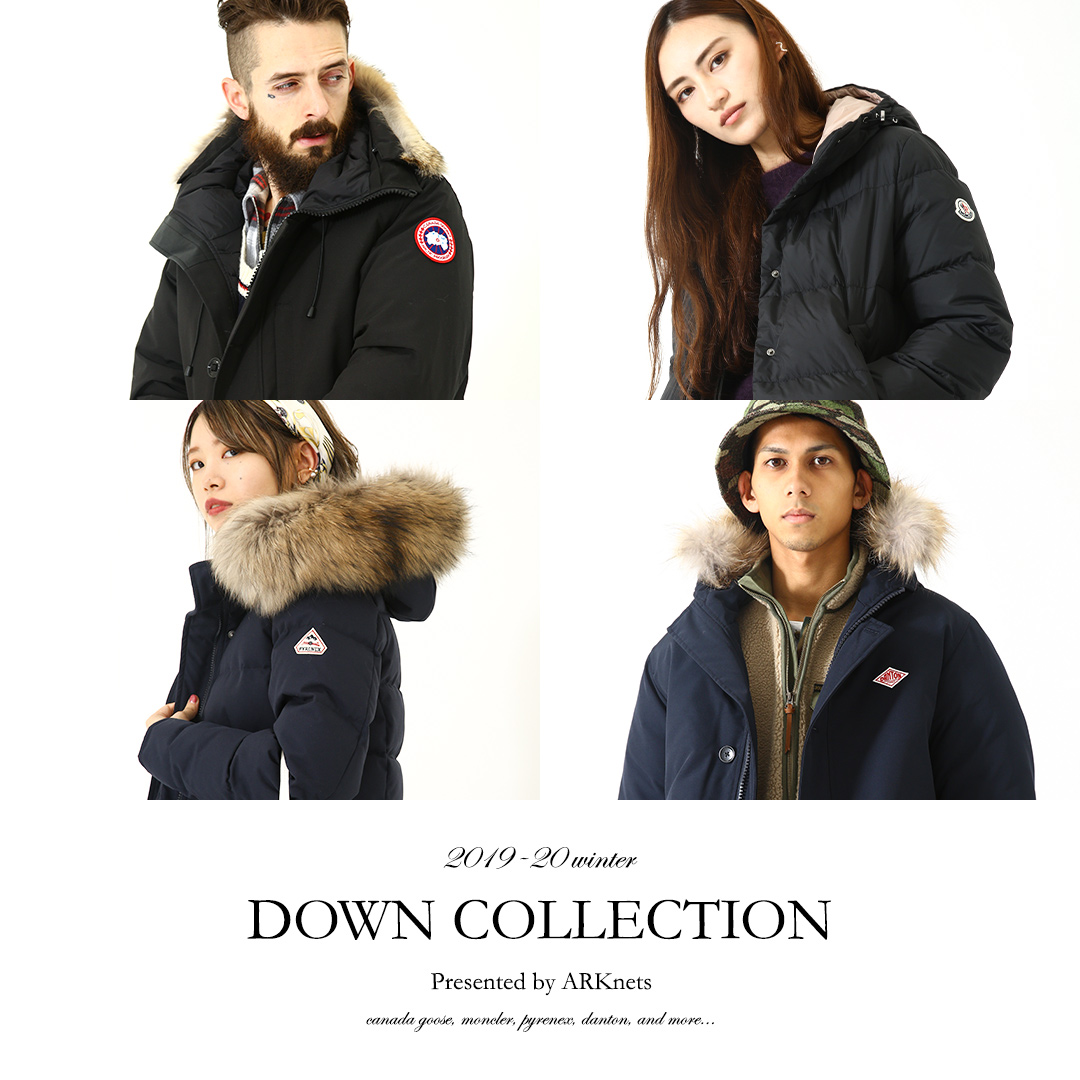 2019-20 WINTER DOWN COLLECTION