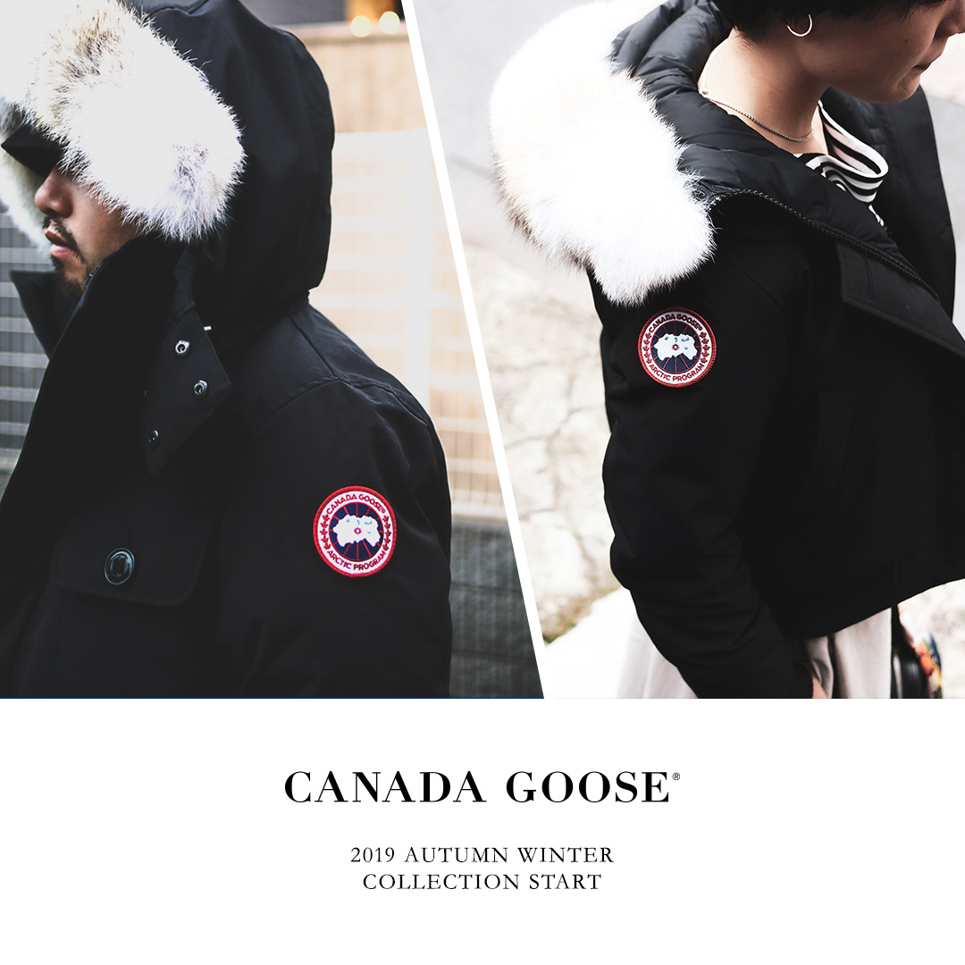 CANADA GOOSE 2019A/W